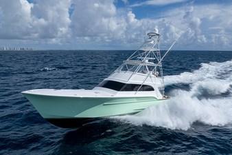 STEALIN' TIME 0 60' 2004 Sculley Custom Carolina Sportfish Yacht STEALIN' TIME