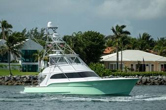 STEALIN' TIME 3 60' 2004 Sculley Custom Carolina Sportfish Yacht STEALIN' TIME