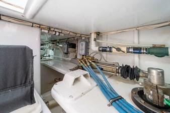 STEALIN' TIME 46 60' 2004 Sculley Custom Carolina Sportfish Yacht STEALIN' TIME