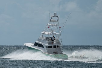 STEALIN' TIME 56 60' 2004 Sculley Custom Carolina Sportfish Yacht STEALIN' TIME