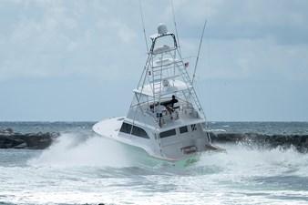 STEALIN' TIME 57 60' 2004 Sculley Custom Carolina Sportfish Yacht STEALIN' TIME