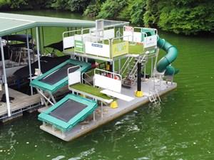 Jungle Float Tarzan Boat 12 x 34 Mobile Water Park 2 GOPR6100