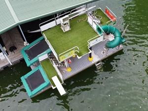 Jungle Float Tarzan Boat 12 x 34 Mobile Water Park 3 GOPR6102
