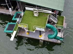 Jungle Float Tarzan Boat 12 x 34 Mobile Water Park 4 GOPR6103