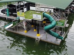 Jungle Float Tarzan Boat 12 x 34 Mobile Water Park 5 GOPR6104