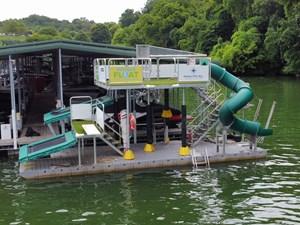 Jungle Float Tarzan Boat 12 x 34 Mobile Water Park 6 GOPR6105