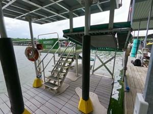Jungle Float Tarzan Boat 12 x 34 Mobile Water Park 9 GOPR6110