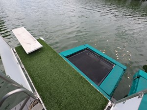 Jungle Float Tarzan Boat 12 x 34 Mobile Water Park 11 GOPR6112