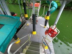 Jungle Float Tarzan Boat 12 x 34 Mobile Water Park 12 GOPR6113