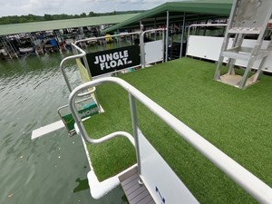 Jungle Float Tarzan Boat 12 x 34 Mobile Water Park 17 GOPR6118