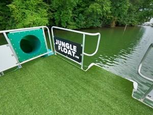 Jungle Float Tarzan Boat 12 x 34 Mobile Water Park 21 GOPR6122