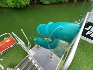 Jungle Float Tarzan Boat 12 x 34 Mobile Water Park 22 GOPR6124