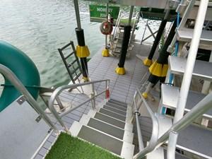 Jungle Float Tarzan Boat 12 x 34 Mobile Water Park 24 GOPR6126