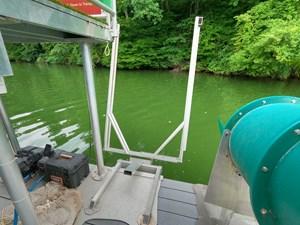 Jungle Float Tarzan Boat 12 x 34 Mobile Water Park 26 GOPR6128