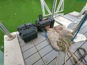 Jungle Float Tarzan Boat 12 x 34 Mobile Water Park 28 GOPR6130