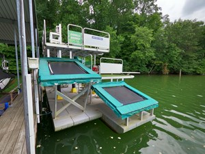 Jungle Float Tarzan Boat 12 x 34 Mobile Water Park 30 GOPR6132