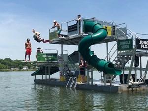 Jungle Float Tarzan Boat 12 x 34 Mobile Water Park 35 GOPR6146
