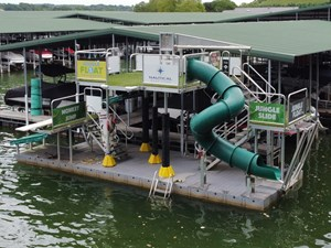 Jungle Float Tarzan Boat 12 x 34 Mobile Water Park 37 GOPR6150