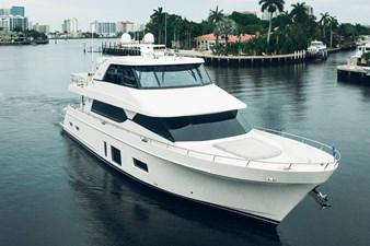 2019 Ocean Alexander 88 Skylounge Mudslinger 0 88aerials-5