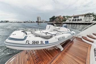 2019 Ocean Alexander 88 Skylounge Mudslinger 8