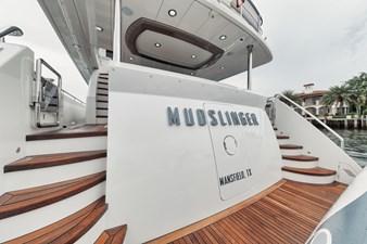 2019 Ocean Alexander 88 Skylounge Mudslinger 7