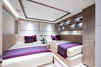 MAJESTY 140  18 Port Forward Guest Stateroom
