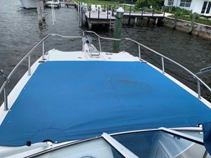WORLD CAT 255 DC 24 Bow Cover