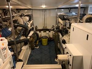 ALEXELLE 54 Engine Room
