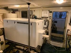 ALEXELLE 56 Engine Room 20 kW Generator