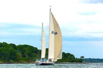 Too Elusive 28 Full sail