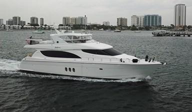 Lady Carolina 45 2 Starboard Side