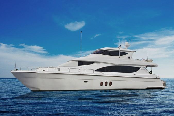 THE BEELIEVER   Hatteras Motor Yacht 2005   $2,375,000  USD