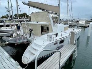 Calypso 1 44' Lagoon 440 Owners Version
