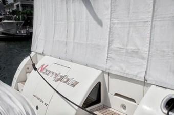 Incorrigible 11 Cockpit Bahamas Shade