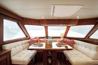 Incorrigible 22 Pilothouse Seating
