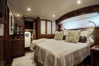 Incorrigible 30 Master Looking Aft