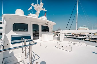 Our Trade 52 Flybridge Aft 1