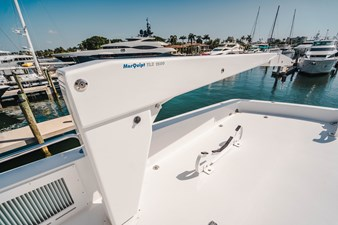 Our Trade 53 Flybridge Aft 2