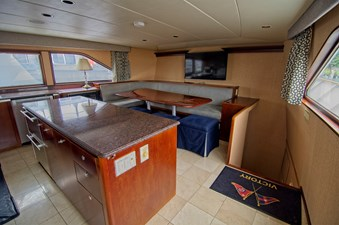 Victory 20 Galley
