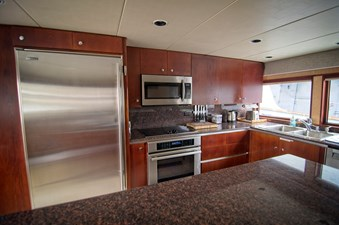 Victory 19 Galley