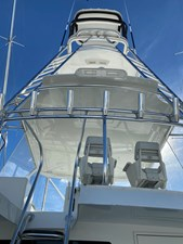 GRAND AZUL 14 55' 2003 Hatteras Sportfish Yacht GRAND AZUL