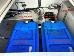 MAVERICK 34 Battery Boxes