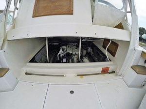 MAVERICK 26 Engine Room Access