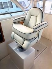MAVERICK 3 Helm Chair
