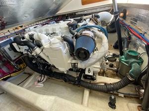 MAVERICK 32 Port Side of Engine
