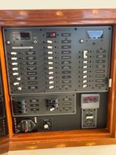 MAVERICK 7 Electrical Panel at Helm