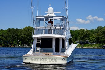 Get Serious 7 Get Serious 2009 HATTERAS Convertible Sport Fisherman Yacht MLS #272275 7