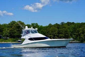 Get Serious 2 Get Serious 2009 HATTERAS Convertible Sport Fisherman Yacht MLS #272275 2