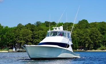Get Serious 3 Get Serious 2009 HATTERAS Convertible Sport Fisherman Yacht MLS #272275 3