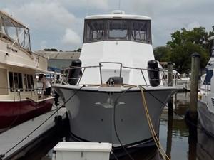 Nicky Boy 4 0005 Hull Bow